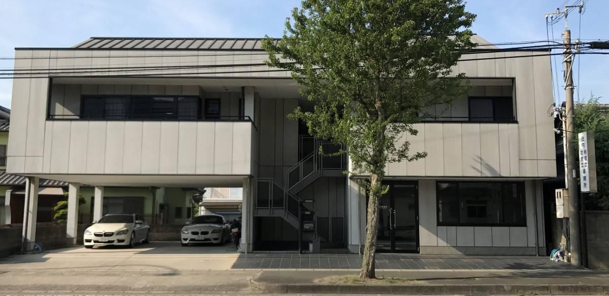 和歌山県海南市の会計事務所外観